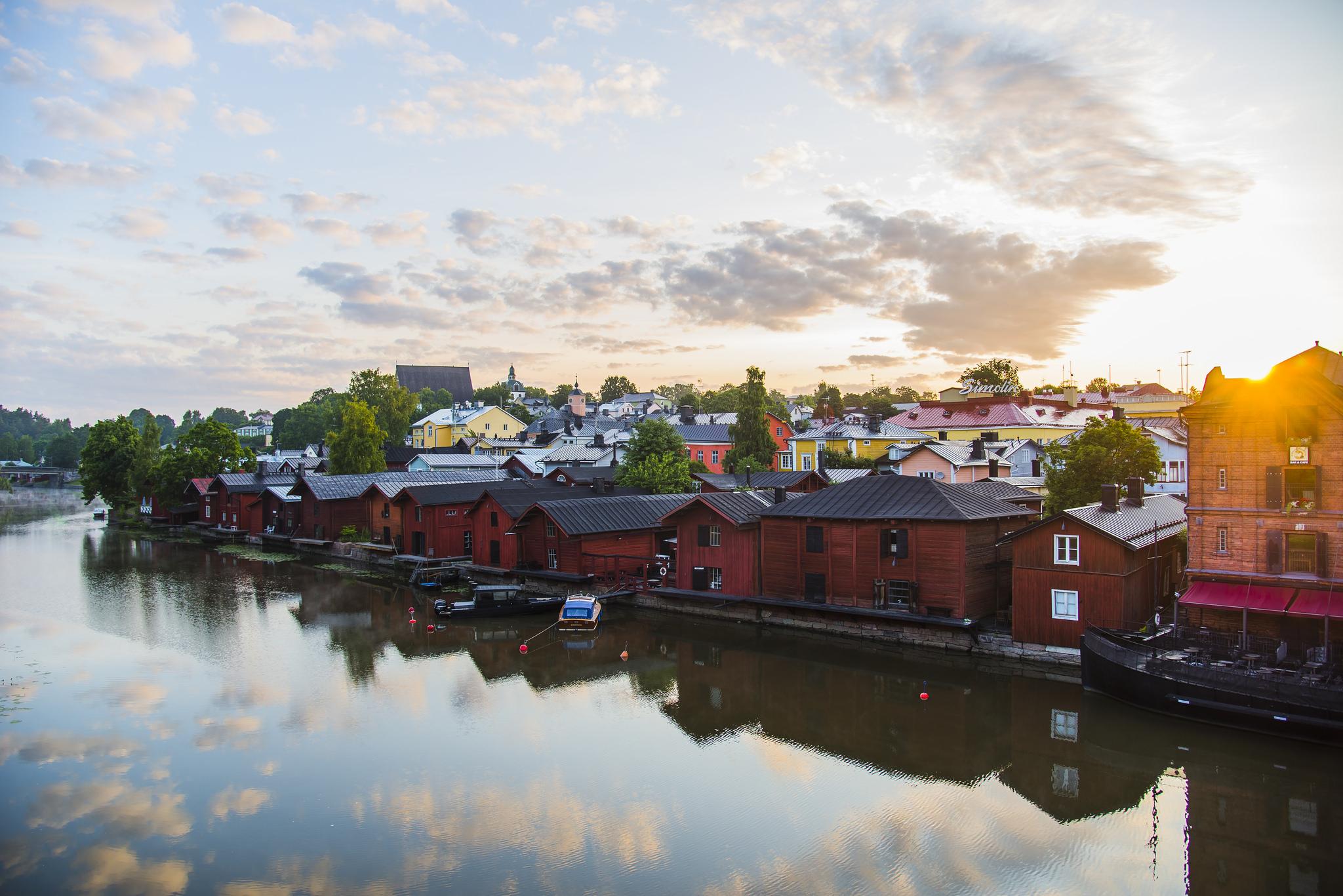 Nordisk sångfest närmar sig Borgå