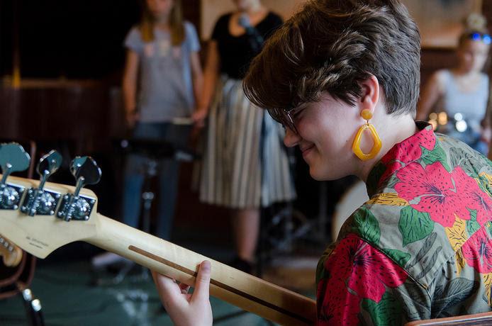 Rock Donna grundar bandklubb i Jakobstad