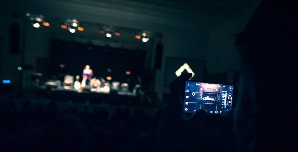 Projektet Juurista Latvoille undersökte ungas musikanvändning