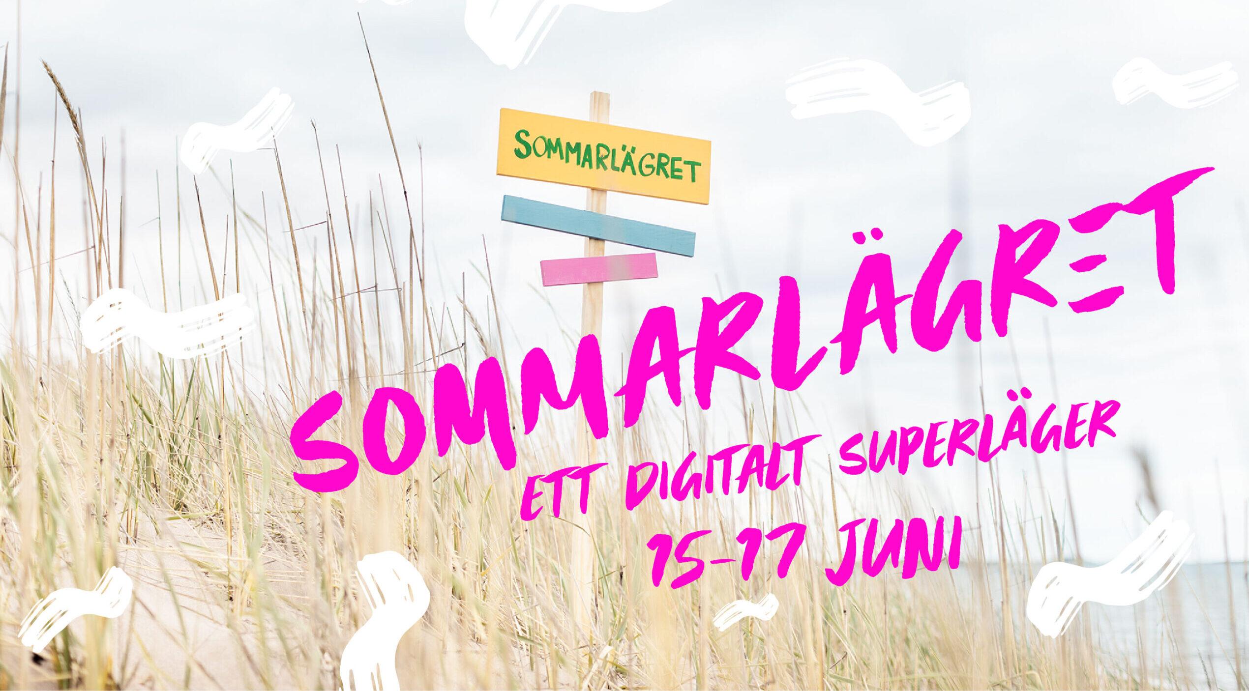 Sommarlägret – ett digitalt superläger