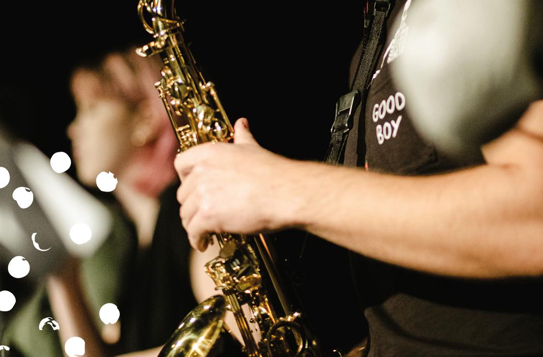 Big band-kurs i Karis i sommar