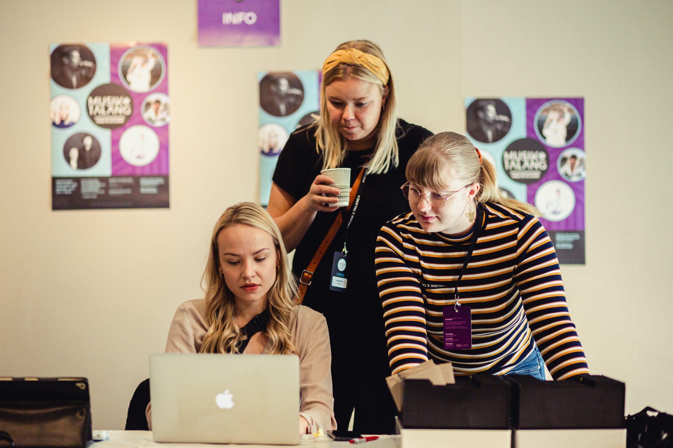 Vi rekryterar: Projektassistent/praktikant till Musik & Talang 2021